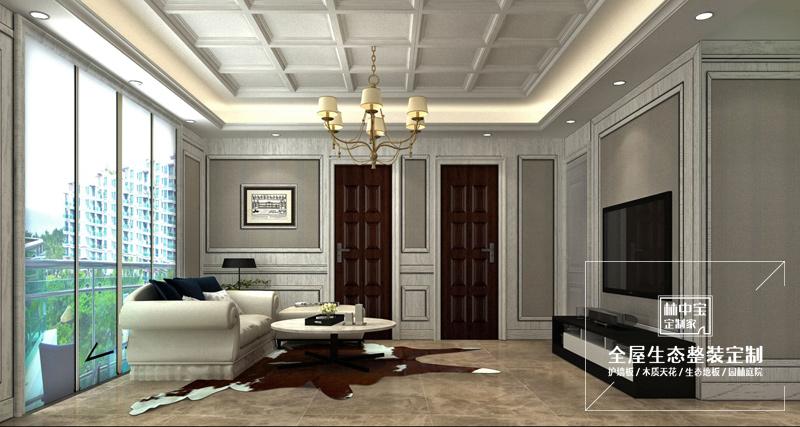 大气沉稳的新中式风格让客厅整体布局阴阳协调,韵味浓烈悠长。以集成墙板为主体墙面,色彩采用金丝楠木色系,营造出富有品质感的居住环境。再一次彰显出新中式风格意味悠长,难怪外国友人都这么喜欢新中式风格,现在我懂了!   欧式风格客厅 欧式风格很多人都喜欢用白色为主题色,白色代表着敦煌大气,给人一种挺有气质高贵的感觉。